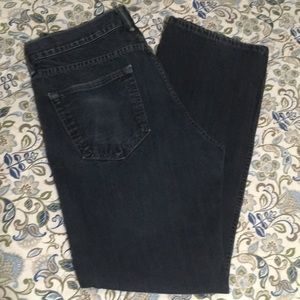 Banana Republic Straight Leg Jeans. Mens